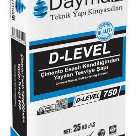 D LEVEL 750