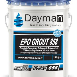EPO GROUT – 858